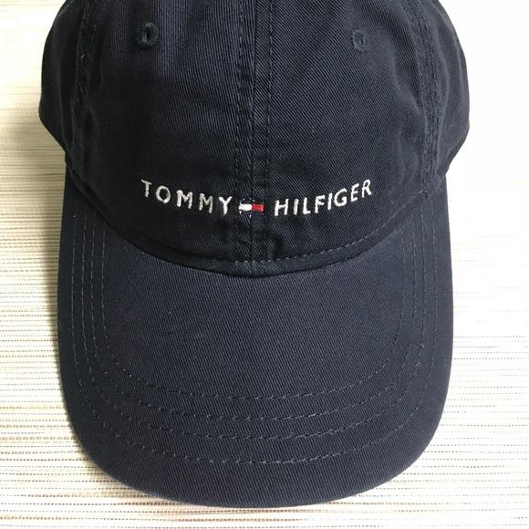 626882c4467 Tommy Hilfiger s Mens Logo Dad Baseball Cap